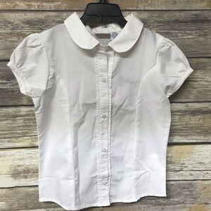 Izod button up dress shirt